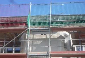 Ersatzquartiere für Fledermäuse am Krankenhaus (c) Biologische Station Hagen e.V.